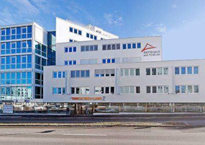 Gewerbe AH2 - Aerztehaus am Forum