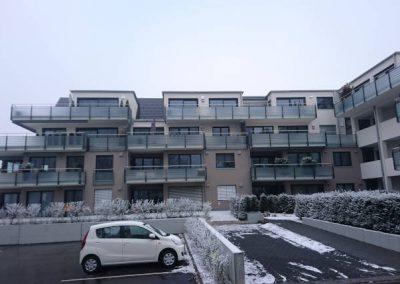 Wohnungsbau BO1