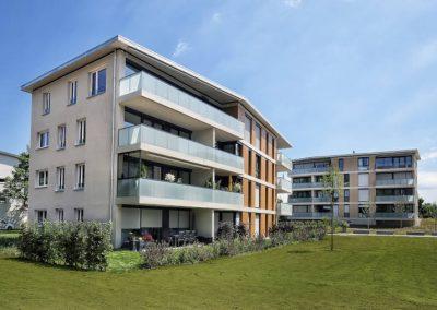 Wohnungsbau JA2 - Bildquelle: Sozialbau Kempten